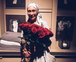 Фитоняшка Татьяна Васильева: 71-летняя актриса в бодром здравии тренирует мышцы в спортзале