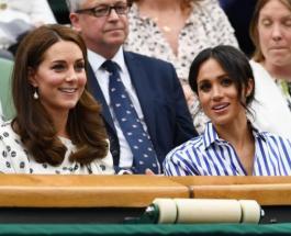 Герцогини в бриллиантах: Кейт Миддлтон и Меган Маркл прибыли на празднование юбилея свекра