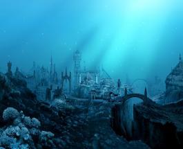 Атлантида существует: ученые официально представили фото и видео древних руин