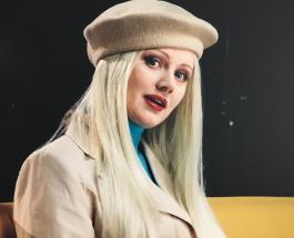 Два Сергея Зверева на одном фото: в образ эпатажного стилиста перевоплотилась певица Натали