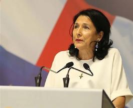 Выборы президента в Грузии: страну впервые возглавит женщина-политик