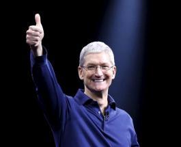 Жить как миллионер: распорядок дня и привычки генерального директора Apple