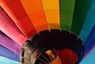 Полеты на воздушных шарах: впечатляющие пейзажи из самых лучших мест в мире