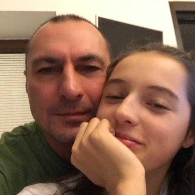 ариадна с папой