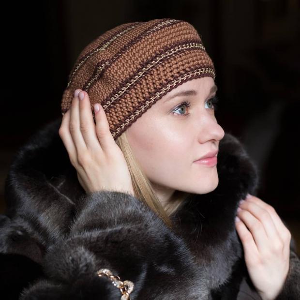 модные шапки 2019