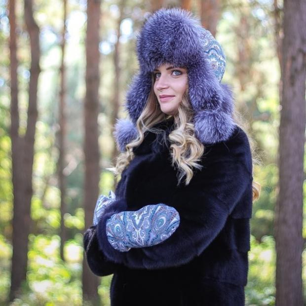 шапки мода 2019