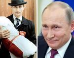 Владимир Путин, 66 лет. Президент России