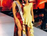 Мисс Вселенная 2018 и Мисс Вселенная 2017