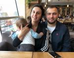 Джамала с мужем Бекиром Сулеймановым