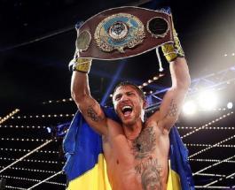 Василий Ломаченко – чемпион мира: Хосе Педраса проиграл бой украинскому боксеру