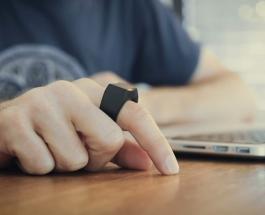 Кольцо вместо компьютерной мыши: разработан компактный гаджет для управления курсором