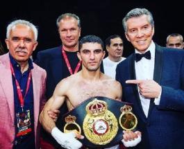 Артем Далакян против Грегорио Леброна: безоговорочная победа украинского боксера