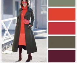 Как правильно сочетать цвета: секреты стильных женщин от Юлии Высоцкой
