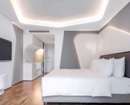 """Вместо персонала - роботы: китайская компания Alibaba открыла уникальный """"отель будущего"""""""