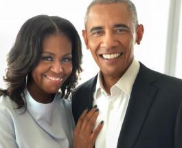 Мишель Обама сменила имидж: экс-первая леди США вышла на сцену в дорогом гламурном наряде