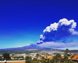 Вулкан Этна снова активен: подземные толчки напугали власти и жителей Италии