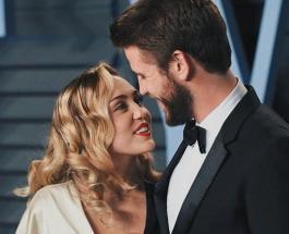 Свадьба Майли Сайрус и Лиама Хемсворта: первые фото с тайного торжества пары