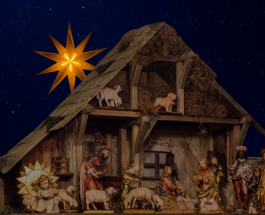 Астероид по форме напоминающий Вифлеемскую звезду пролетел мимо Земли в день Рождества