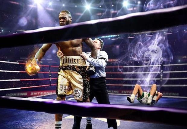 большой бокс чемпион мира