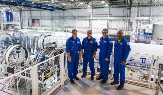 космос миссия