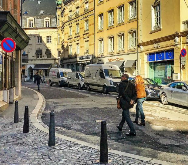 люксембург плата за проезд