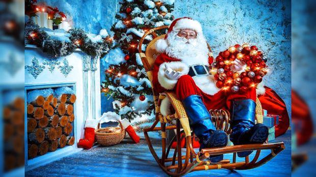 новый год подарки рождество