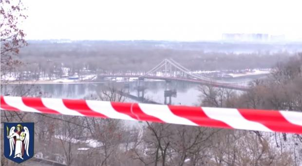 строительство моста в Киеве