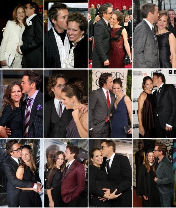 пары актеры любовь