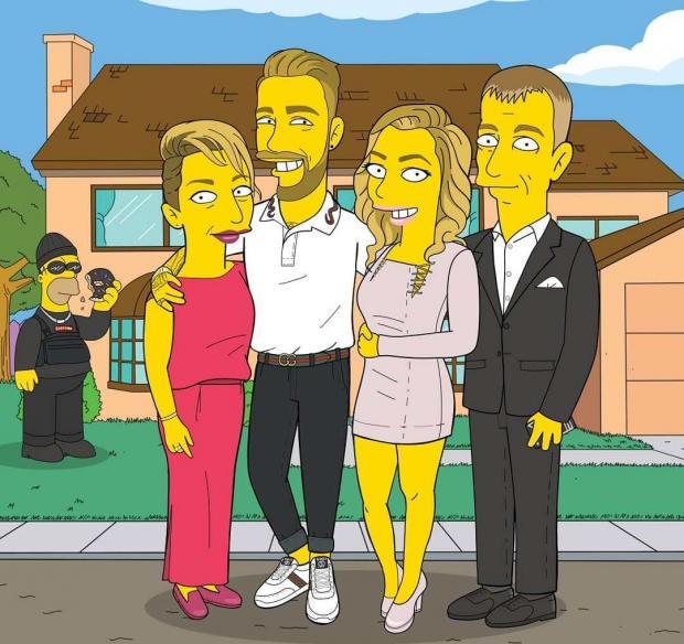 Егор Крид с семьей