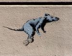 Граффити Бэнкси на гараже продали за 130 тысяч долларов: что известно о необычной сделке