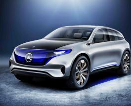 Конкурент Tesla: новый электромобиль Daimler выйдет на дороги США в 2020 году