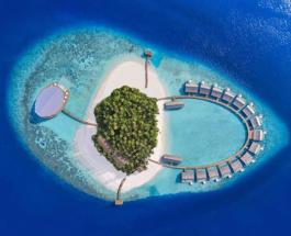 Новый частный остров на Мальдивах: роскошный курорт поражает своим великолепием