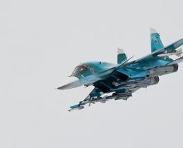 Столкновение двух Су-34: причина крушения и последние данные о поиске пилотов