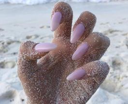Деторождение на ногтях: странный маникюр вызывает смешанные чувства