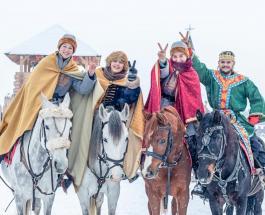 """В """"Парке Киевская Русь"""" пройдет шоу-выставка лошадей"""