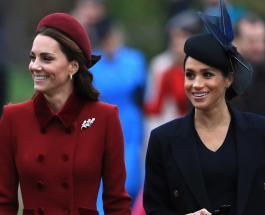 Секреты стройности Кейт Миддлтон и Меган Маркл: 8 способов быть в форме по-королевски