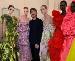 Лиственный макияж: Неделя моды в Париже диктует новые бьюти-тренды