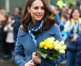 Почему Кейт Миддлтон никогда не снимает пальто на публике в отличие от Меган Маркл