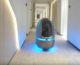 Технологии нового поколения: в Китае открылся первый в мире умный отель