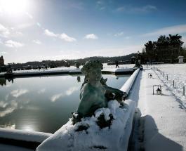 Сильный снегопад в Европе и несносная жара в Австралии: в мире бушует непогода