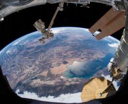 Земля - вид из космоса: топ-10 лучших фотографий нашей планеты от НАСА