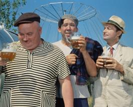 Новости для любителей пива: Чем больше пивной живот у мужчин тем меньше объем мозга