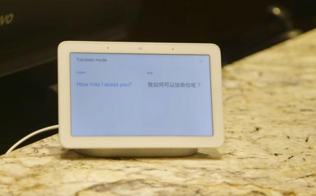 Google Assistant получит синхронный переводчик Interpreter Mode
