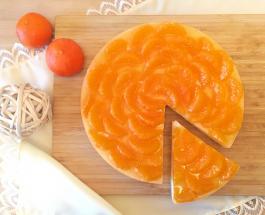 Вкусный торт: рецепт простого и воздушного десерта из мандаринов