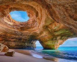 Кто еще хочет в отпуск: средиземноморский климат и шикарные пляжи южной части Португалии
