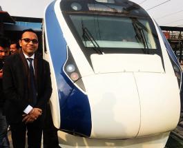 Самый быстрый индийский поезд сломался во время осуществления первого маршрута