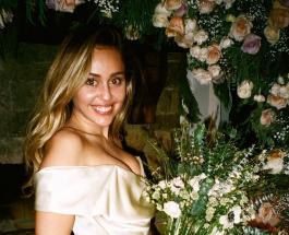 Как проходила свадьба Майли Сайрус: атмосферные фотографии со дня бракосочетания певицы