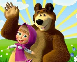 Маша и Медведь - новые серии к 23 февраля: приключения маленькой проказницы и ее друзей