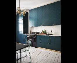 Дизайн интерьера для кухни: элегантный стиль с изысканной мебелью
