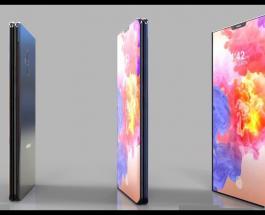 Huawei выпускает роскошный телефон 5G со складным экраном как у Samsung